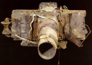 Miroslav Tichy's hand-made camera