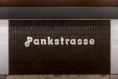 Pankstraße, also known as Schokolätstadt